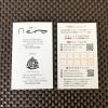 町屋 キッチン ネロ&蕎麦酒場 たかま家 共通ポイントカード